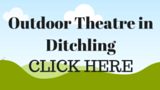 Outdoor theatre in Ditchling
