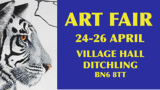 Attic Club Art Fair