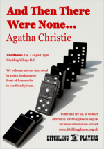 And Then There Were None Audition poster.png