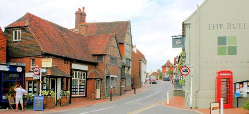 Ditchling High Street