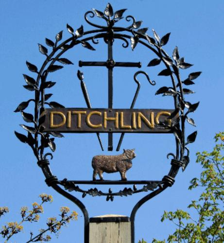 Ditchling Village Sign