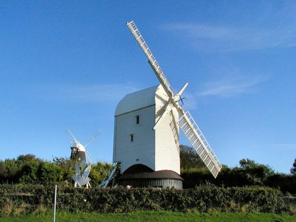 Jack & Jilll Windmills