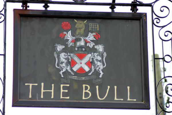 The Bull Sign